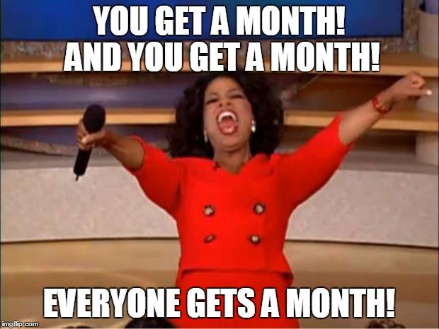 SMA Awareness Month