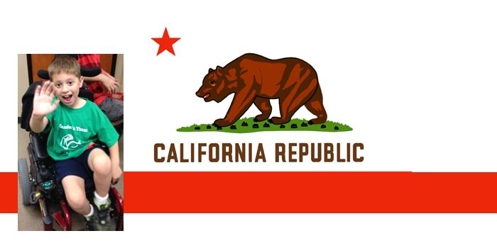 California State Goodwill Ambassador