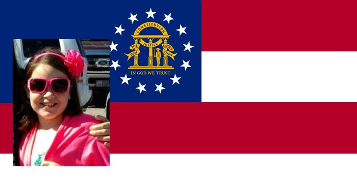 Georgia State Goodwill Ambassador - Abigail Lloyd