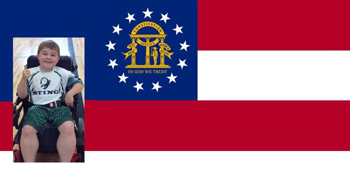 Georgia State Goodwill Ambassador - Kyle Eggleston
