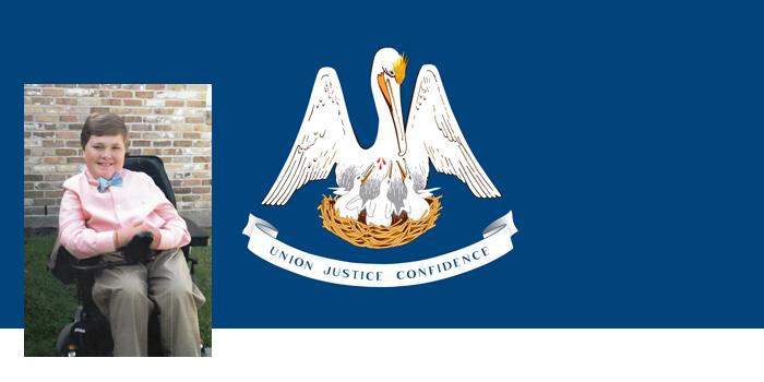 Louisiana State Goodwill Ambassador