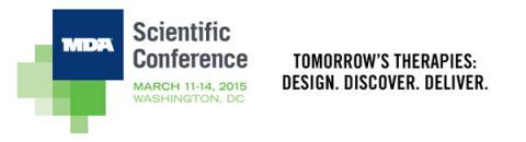 MDA Scientific Conference Update