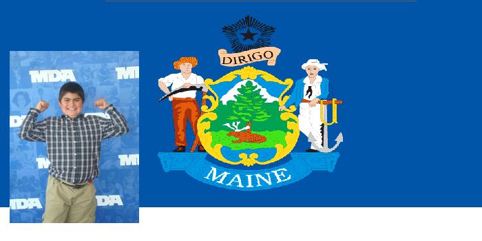 Maine State Goodwill Ambassador