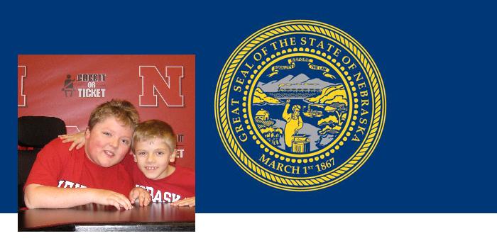 Nebraska State Goodwill Ambassador