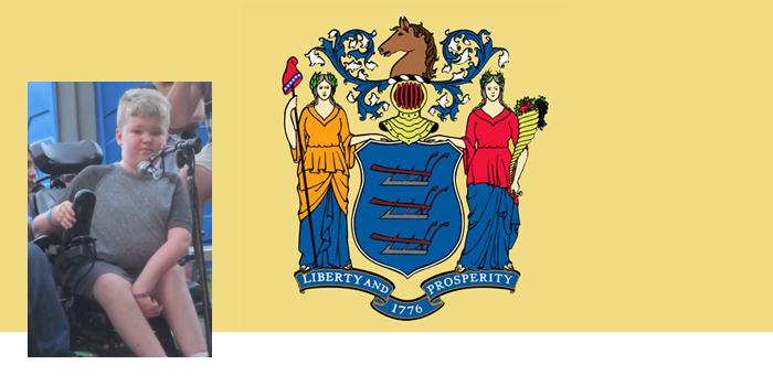 New Jersey State Goodwill Ambassador