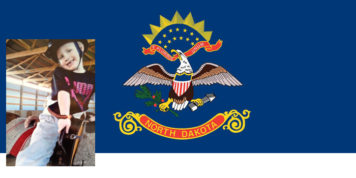 North Dakota State Goodwill Ambassador
