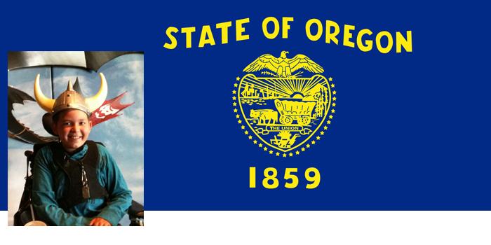 Oregon State Goodwill Ambassador