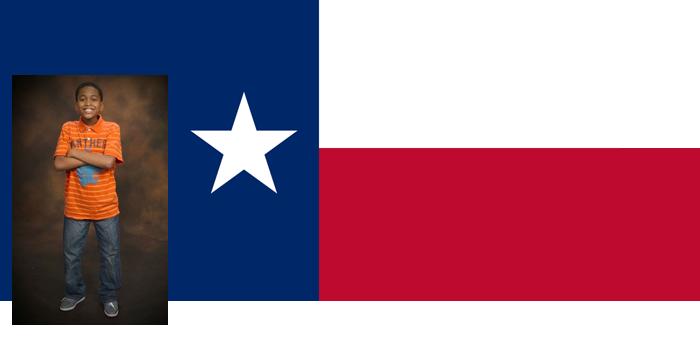 Texas State Goodwill Ambassador