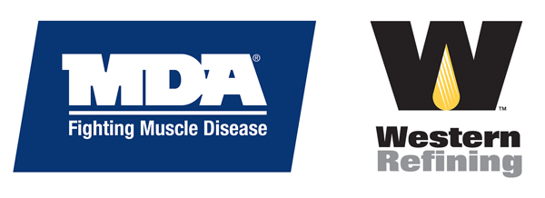 Western Refining and MDA Join Forces to Help Send Kids with Muscle Disease to Summer Camp