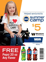 Western Refining and MDA Join Forces to Help Send Kids with Muscle Disease to Summer Camp2