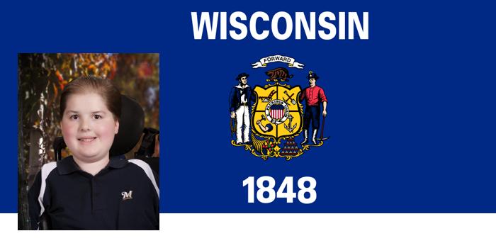 Wisconsin State Goodwill Ambassador