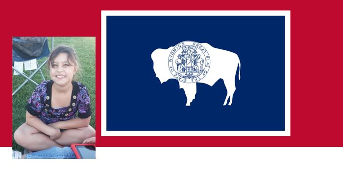 Wyoming State Goodwill Ambassador - Terra McCumber